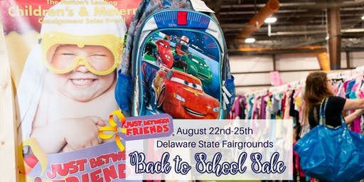 Mega Children's & Maternity Back to School Event, JBF Dover/Harrington 2019