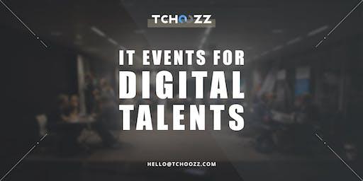 Tchoozz Job Dating | Nice (4 Décembre) | Page Développeur