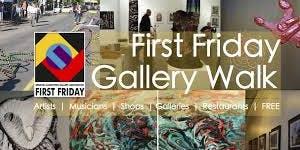 ALLENTOWN- FIRST FRIDAY GALLERY WALK