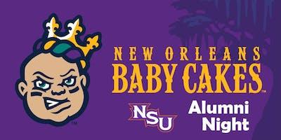 NOLA Baby Cakes Alumni Night