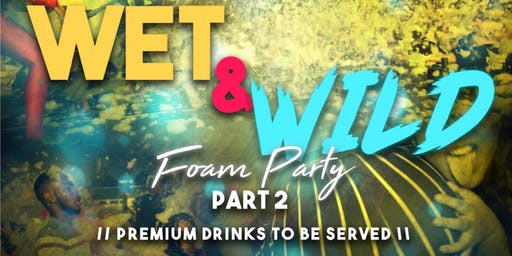 WET AND WILD FOAM PARTY / NO CASE NO FACE FOAM PARTY
