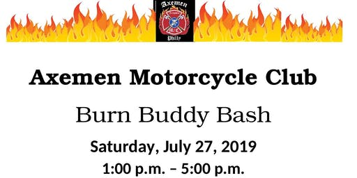 Axemen MC Burn Buddy Bash