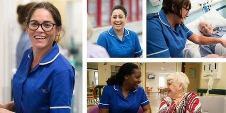 June Nursing Recruitment Event - Bury & Rochdale Care Organisation tickets