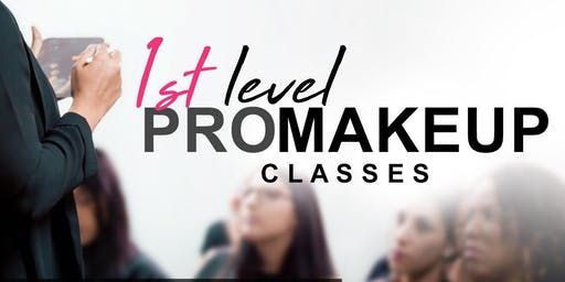 1st Level PRO Makeup Classes • Humacao