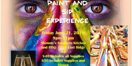 Paint and Pour Experience tickets