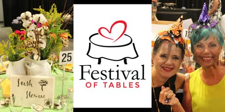 Festival of Tables Preview Night! tickets