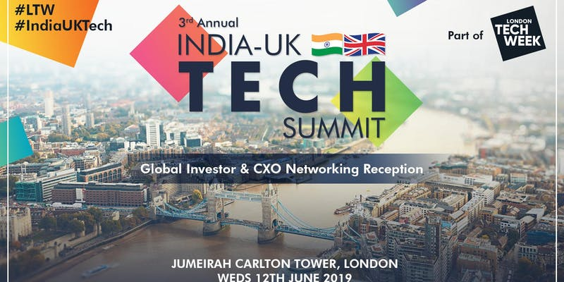 London Tech Week: India-UK Tech Summit