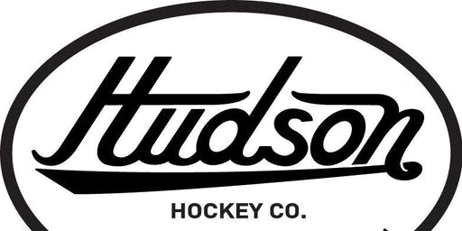 Tuesday Hudson Hockey 6/25/19 Rink 1