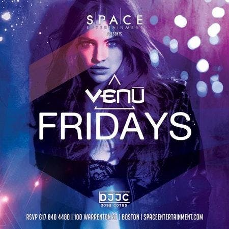 Venu Nightclub Fridays
