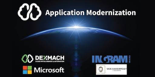 Application Modernization for ISV's