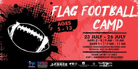 Flag Football Camp - EAFB Youth Sports tickets