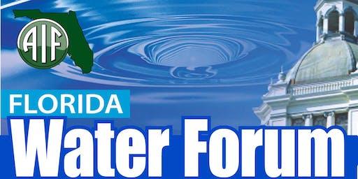 2019 Florida Water Forum