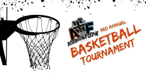3rd Annual ATF BASKETBALL TOURNAMENT
