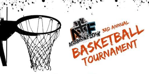 3rd Annual ATF BASKETBALL TOURNAMENT