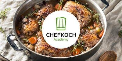 Chefkoch Academy Köln - Viva La France - Französische Klassiker