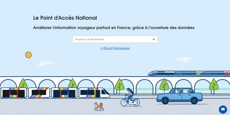 OpenLab transport.data.gouv.fr - Pistes cyclables et stationnements vélos en open data - 27/06/19 billets