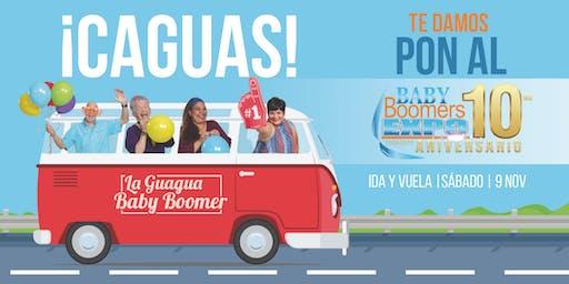 La Guagua Baby Boomer - CAGUAS hacia el Baby Boomers EXPO 2019 (SÁBADO)