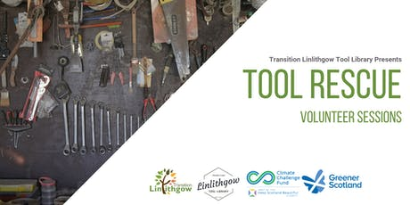 Tool Rescue at Transition Linlithgow tickets