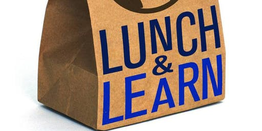 Note Assistance Program Lunch And Learn