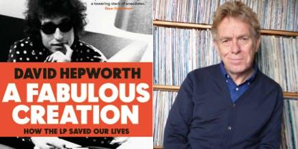 An evening with David Hepworth