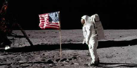 Celebrate the 50th anniversary of the First Moon Landing tickets