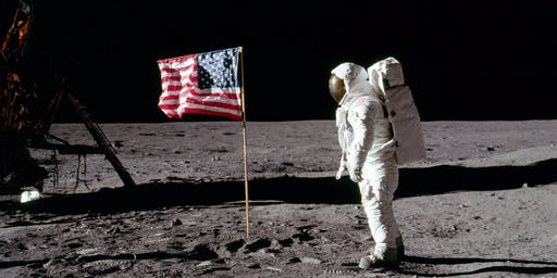 Celebrate the 50th anniversary of the First Moon Landing