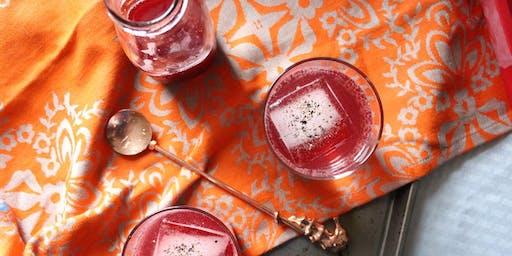 SHRUBS: Tasty, Tangy Botanical Beverages