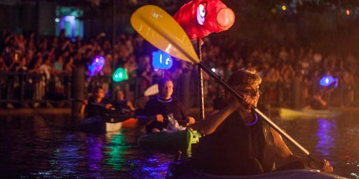 2019 Clear Currents - Community Paddling at WaterFire