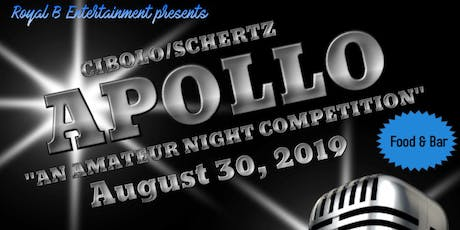 "APOLLO ""An Amateur Night Competition"" tickets"