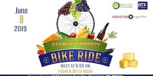BCO & HTXO Farmer's Market Bike Ride