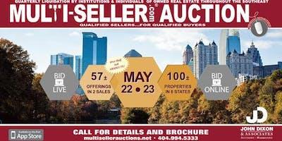 Multi-Seller Real Estate Auction