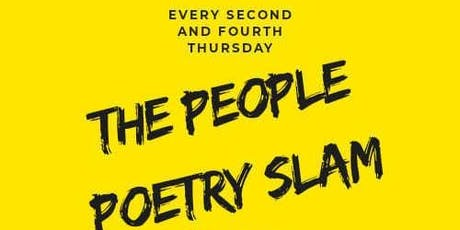The People Poetry Slam tickets
