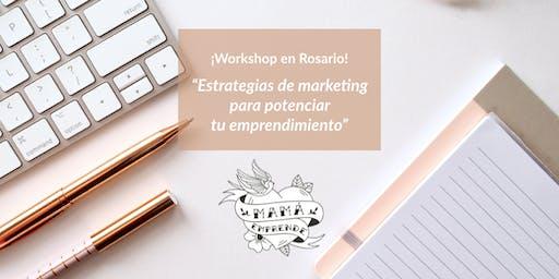 Workshop Mamá Emprende en Rosario
