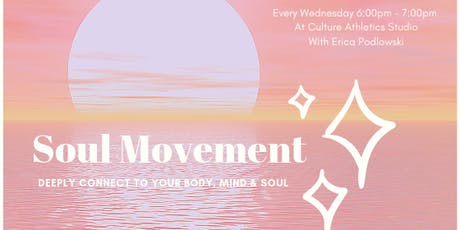 Soul Movement ~ Yoga Flow tickets