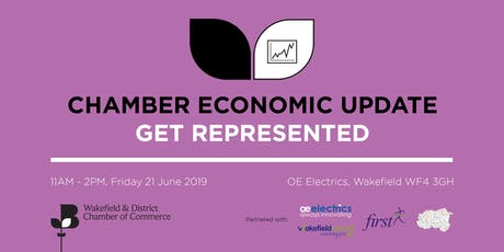 Wakefield Business Week 2019 - Chamber Economic Update & Lunch  tickets