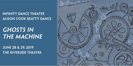 Infinity Dance Theater and Alison Cook Beatty Dance - Fri 6/28