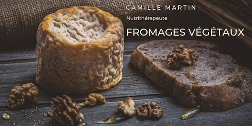 Fromages végétaux maisons; Les pâtes fermes et la mozzarella fraîche