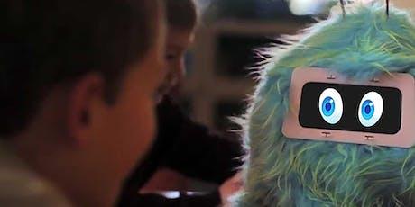 ATLAS Summer School: Socially Assistive Robotics tickets