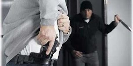 Concealed Pistol License (CPL) Class tickets