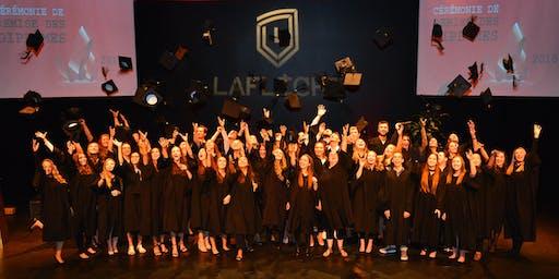 Cérémonie de remise de diplôme 2019 - Collège Laflèche (vend. 4 oct. 2019)