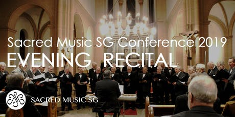 SMSG Conference 2019: Evening Recitals tickets