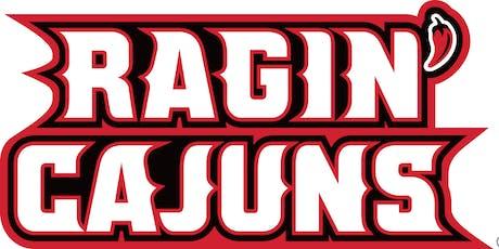 Ragin' Cajuns Athletic Department June Staff Meeting tickets