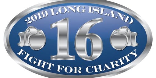 Long Island Fight for Charity Boxer Announcement 2019