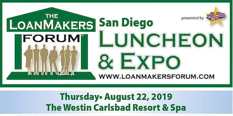 2019 LoanMakers Forum Luncheon & Expo tickets