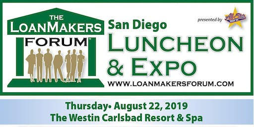 2019 LoanMakers Forum Luncheon & Expo