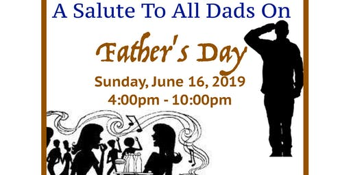 FATHER'S DAY SALUTE