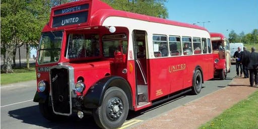 Heritage Tour of Newcastle by Vintage Bus