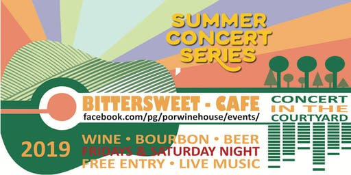 SUMMER COURTYARD CONCERT SERIES