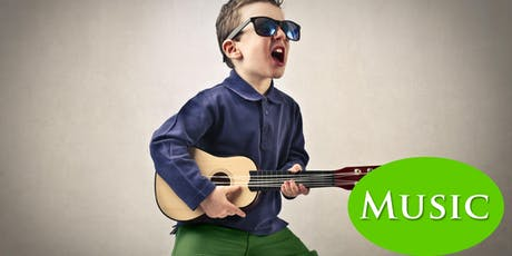 Kid's Groove (2 to 5-years-old) tickets