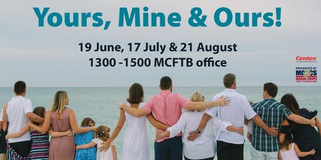Yours, Mine and Ours! (Step Parents to Healthy Blended Families) tickets